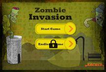 Apocalypse Archer: Zombie Invasion