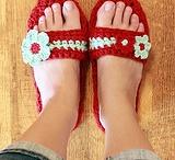 Knit/crochet / by Raena Graham