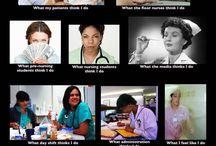 Nursing / by Nicole Larsen