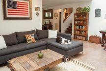 Room Renovations: Living Spaces