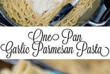 Pastas recipes