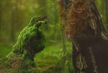 fantasy/myth inspiration