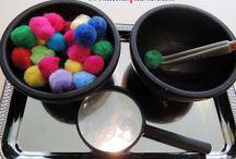 Incorporating Montessori Elements