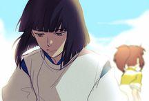The Spiriting Away Of Sen And Chihiro /千と千尋の神隠し