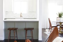 Kitchen - farrow and ball - pigeon