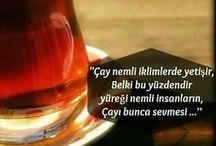 Çayı demle geliyorum:))