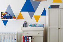 H O M E // Baby's nursery / Gorgeous inspiration for a baby's nursery