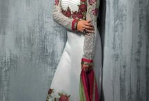 Gorgeous Georgette Salwar Suit / Georgette Salwar Suit Collection designed with embroidery on neck and ghera