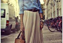 Clothing inspiration mix