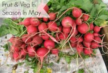Eat Seasonally - Spring / Seasonal Spring recipes