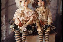 Beautiful dolls / Artistic dolls
