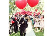 Mariage en ballons