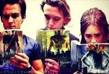 Infernal Devices/Mortal Instruments/Dark Artifices