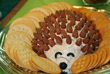 decoración en comidas