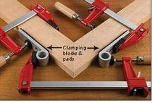 Woodwork/Clamping