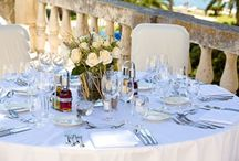 Round Tablecloths / Poly Tablecloths - 100% Polyester Seamless Round Table Linen