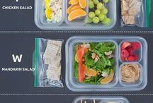 Healthy Lunch Box / Healthy lunch not just for kids....