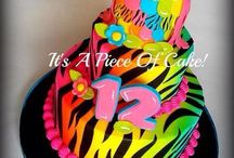 Cakes for teen girls