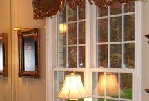 Curtains/ window treatments