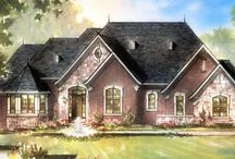 Homearama 2014 Pinecrest / The Pinecrest is a single-story dream home designed with flexible and active lifestyles in mind.