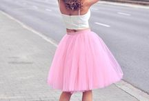 Outfit Tulle Skirt Ideas