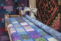 Long arm Quilting / Long Arm Quilting Machines how  to use how they work