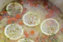 Comfort foods / Soups/stews