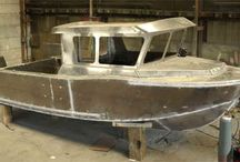 Стройка лодок