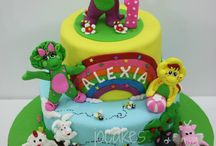 Barney and friends party ideas