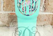 Personalize It! / Anything and everything monogrammed and personalized
