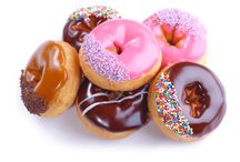 sweet joys of baked goodness / Doughnuts ,cakes, cookies  yummy
