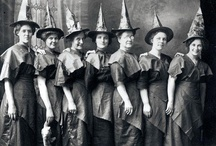 'Cause she's the witch!