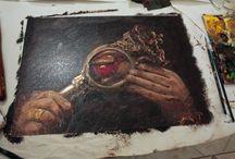 San Gennaro - Scognamiglio Pasquale / Gennaro (?, 272 – Pozzuoli, 19 settembre 305) è stato un vescovo e un martire cristiano; è venerato come santo dalla Chiesa cattolica e dalla Chiesa ortodossa.  È il patrono principale di Napoli, nel cui duomo sono custodite le sue ossa e due antichissime ampolle contenenti il presunto sangue del santo raccolto da una donna pia di nome Eusebia subito dopo il martirio. Queste ampolle vengono esposte alla venerazione dei fedeli tre volte l'anno.