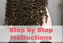 Mixed race hair care / This board has hair care tips for biracial curly hair, how to care for mixed race hair, the best products for mixed race hair, and mixed race hairstyles.
