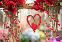 San Valentino By Incartare / Tante idee per allestimenti,decori e packaging per la festa più romantica dell'anno. Piccola oggettistica per regali.
