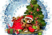 okrągła seria bożonarodzeniowa