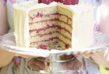 Glorious Over-the-top Cakes / Recipes for stunning celebration cakes and bakes.