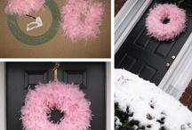 Wreaths / by Katie Farnsworth