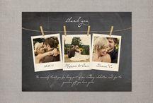 Hochzeit Dankeskarte