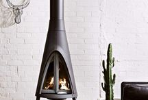 Fires and fireplaces / Stylish ways to keep Warm