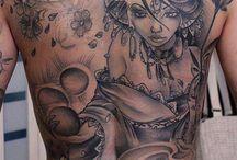 tattoo / tatuaggi