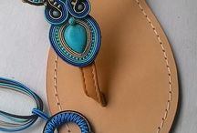 soutache shoes