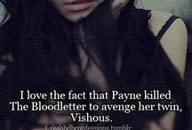 Payne*blooded daughter of The Bloodletter