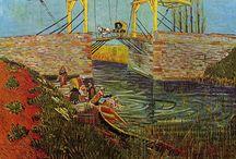 ARTIST VIncent van Gogh
