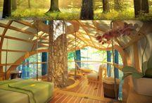Tree House / Cabin