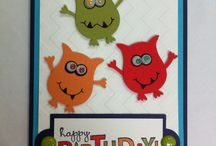 Stampin up Kids