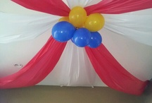 Under The Big Top / 2014 Day Camp
