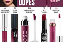 lip dupes