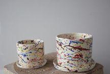 Ceramics and Planters