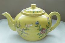 Teapots / by Kathy Smith